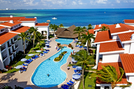 The Royal Cancun, an All Suites Resort