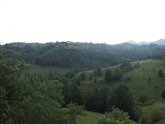 Bran, Romania: Close to Dracula Castle