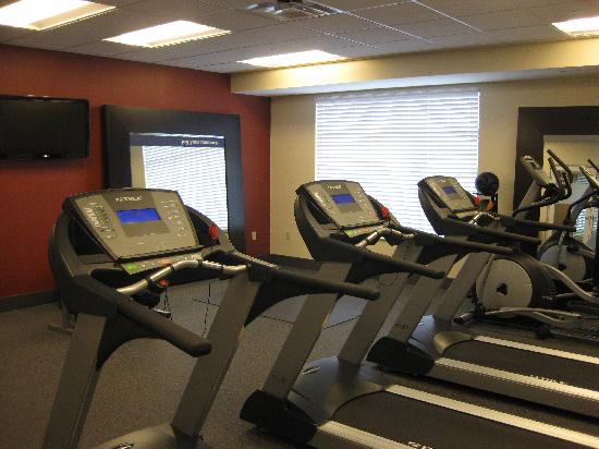Hampton Inn Presque Isle: Hampton Inn - Presque Isle Fitness Center
