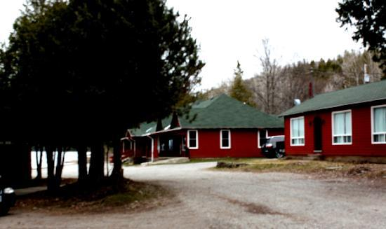 Gore Bay, Canadá: Gordon's lodge