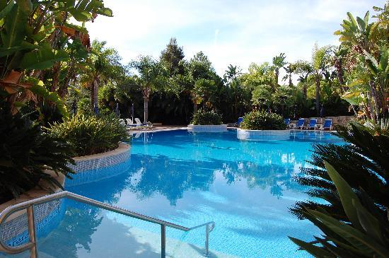 Ria Park Hotel & Spa: pool at hotel