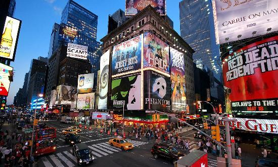 Photos of Times Square, New York City