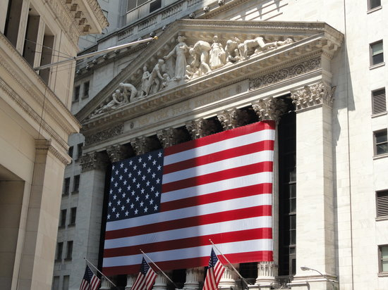 New York City, NY: Stock Exchange