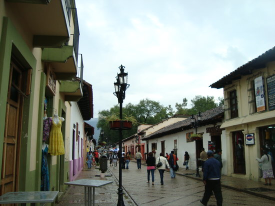 San Cristobal de las Casas, Mexico: Peatonales del san cristobal