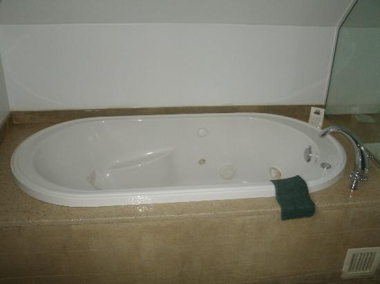 Fitzgerald's Irish Bed & Breakfast: The jacuzzi tub