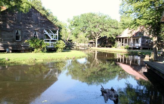 Louisiana: Acadian Village, Lafayette