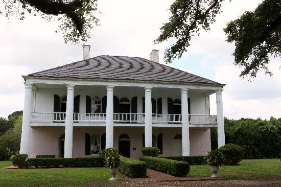 Louisiana: Chretien Point Plantation, Lafayette
