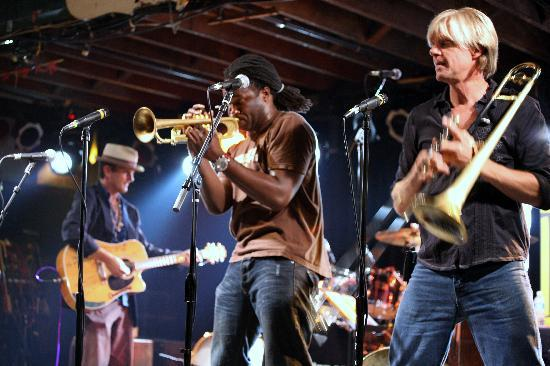 Louisiana: Tipitina's, New Orleans