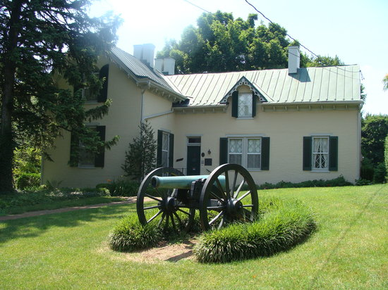 Winchester, : Stonewall Jackson Headquarters Museum