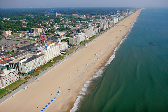 Sevrdigheder i Virginia Beach