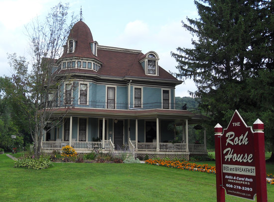 ‪The Roth House Bed and Breakfast‬