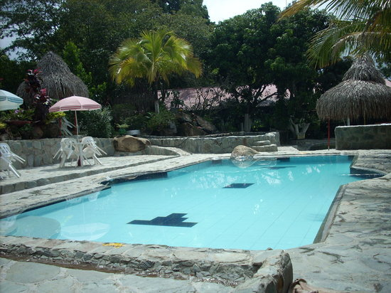 Ibague, Colombia: the pool