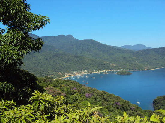 Ilha Grande, RJ: Vlia Abraao