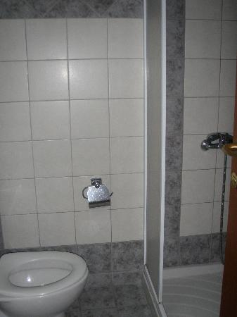 Tourist Hotel: Bathroom