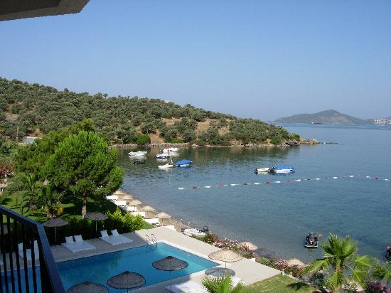 Milas, Turkiet: Pool and beach