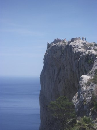 Mallorca, Spanien: View  from Cap de Formentor