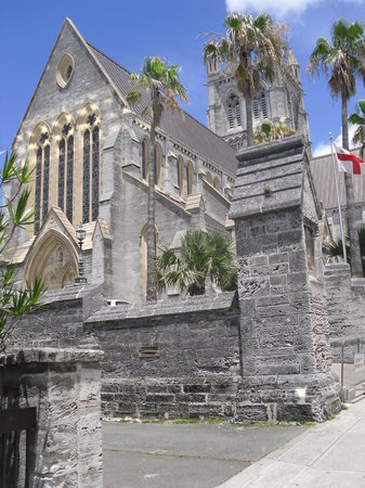 Cathedral of the Most Holy Trinity (Bermuda Cathedral)