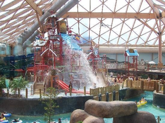 Massanutten Resort: Water Park