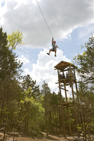 Branson Zipline and Canopy Tours