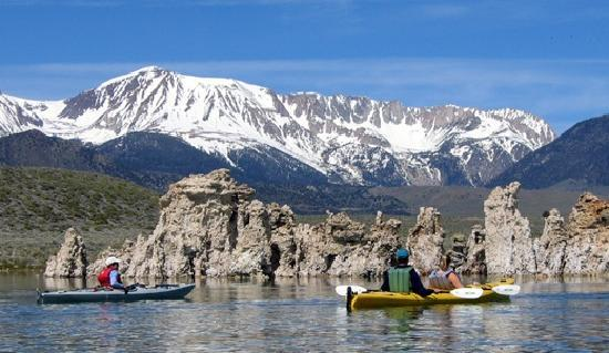 5 colleges near good fishing spots for Mammoth lakes fishing
