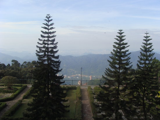 Genting View Resort: Scenic view from the hotel