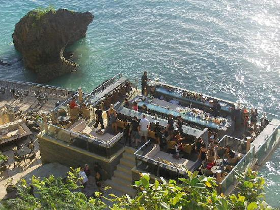 The Rock Bar Picture Of Ayana Resort And Spa Jimbaran