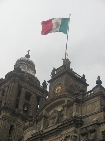 Mxico, Mxico: mexico city