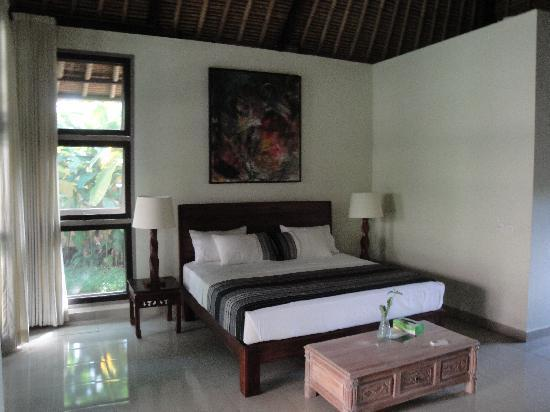 Villa Puri Darma Agung: One of the bedrooms