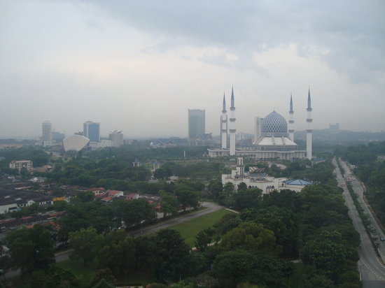 Shah Alam, Malaysia: Mezquita