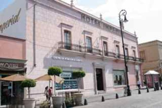 Photo of Hotel Imperial Aguascalientes
