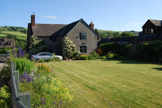Clun Farm House