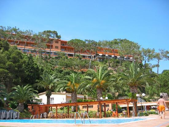 Hotel Santa Marta: fro the beach