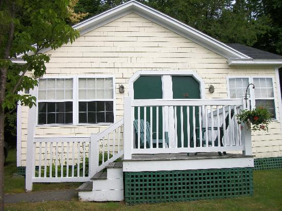The Country Inn at Camden / Rockport: our cabin