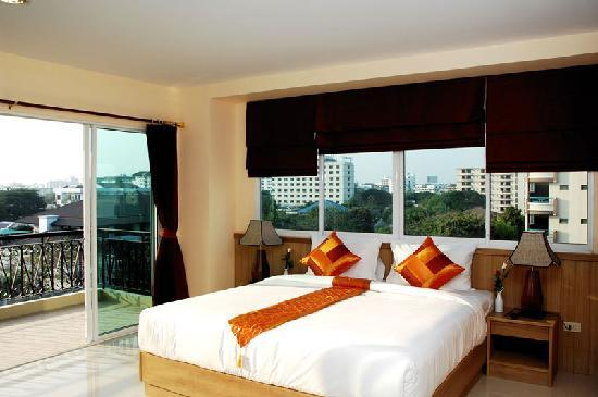 MetroPoint Bangkok Hotel: The room