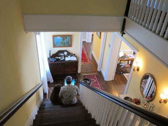 Museum District Bed & Breakfast: Beautiful,open,inviting