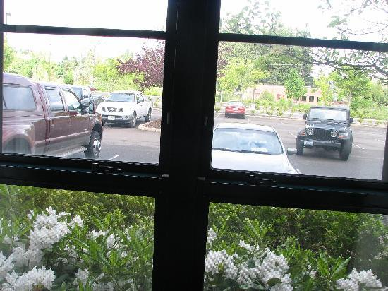Extended Stay America - Portland - Beaverton - Eider Court: The view from my room