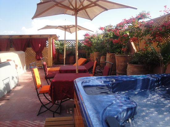 Riad Reves D&#39;orient: Jaccuzi