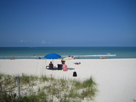 Neapel, FL: Strand von Naples