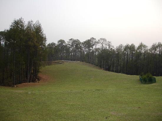 Golf links @ Ranikhet