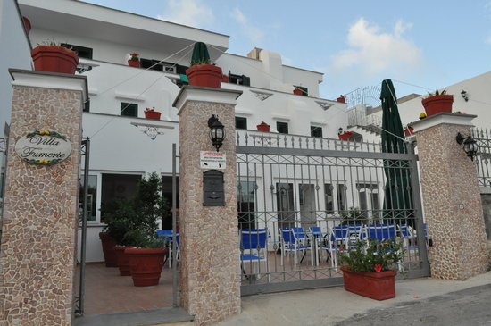 Hotel Villa Fumerie
