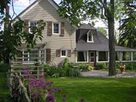 The Miller's House Bed and Breakfast: A Charming Century Home Located in the Hamlet of Milford Ontario