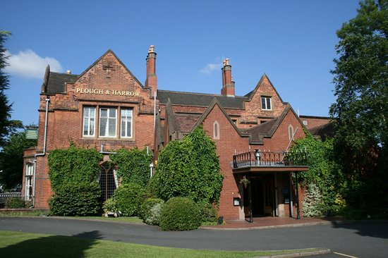 Plough and Harrow Hotel