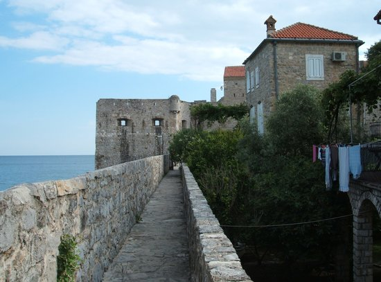 Bed & breakfast i Budva