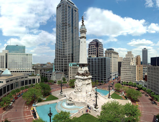 Indianpolis, IN: Indianapolis Visitors Bureau