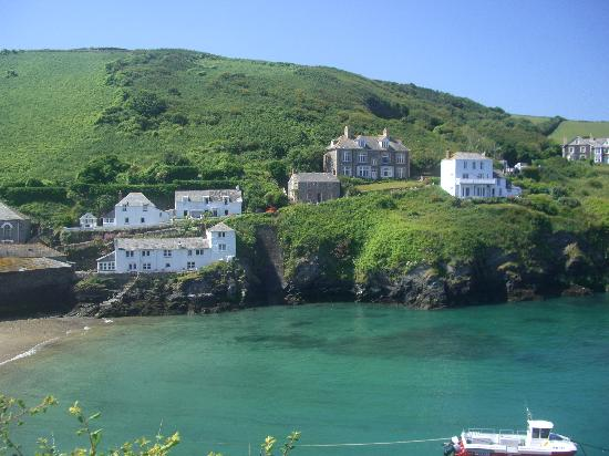 Lan-Y-Mor: Doc Martin was filmed here