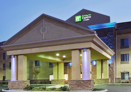 Holiday Inn Express Clovis Fresno Area: Exterior Photo