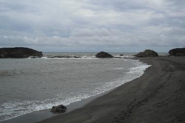 Black Sand Beaches Puerto Rico