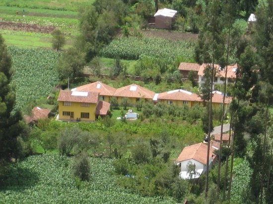 Hoteles en Urubamba