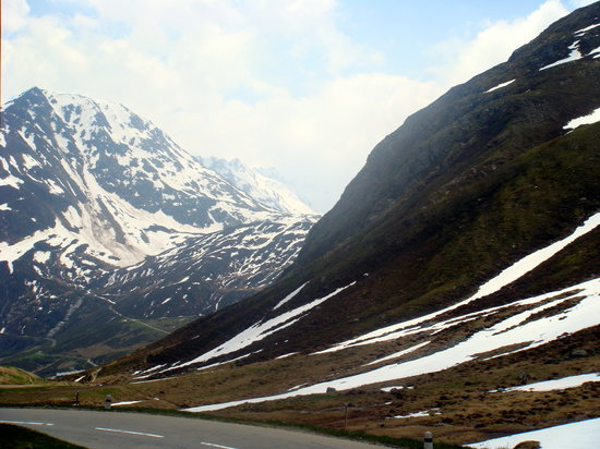 Swiss Alps, Switzerland: Oberalppass