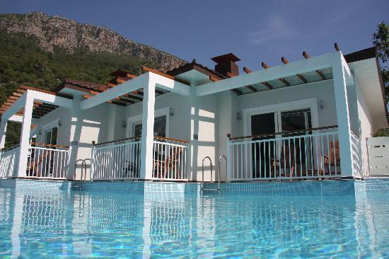 Mozaik Boutique Hotel Rooms & Apartments: swim up hotel rooms